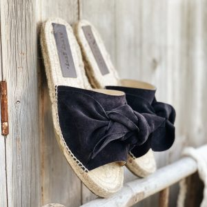 dirty grey espadrilles